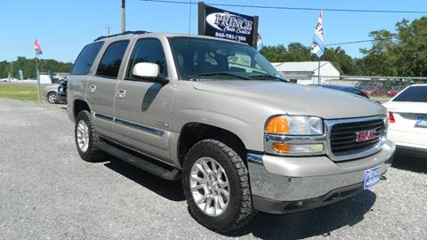 2006 GMC Yukon for sale in Moncks Corner, SC