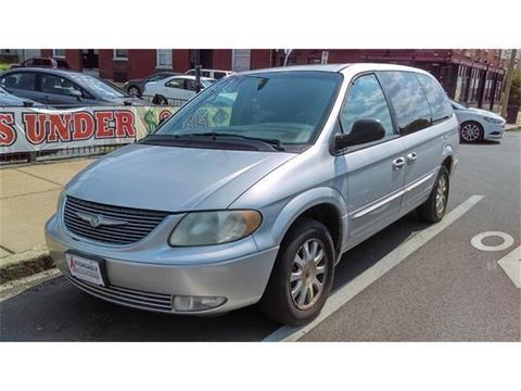 2001 Chrysler Town and Country for sale in Saint Louis, MO