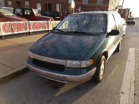 1995 Mercury Villager for sale in Saint Louis, MO