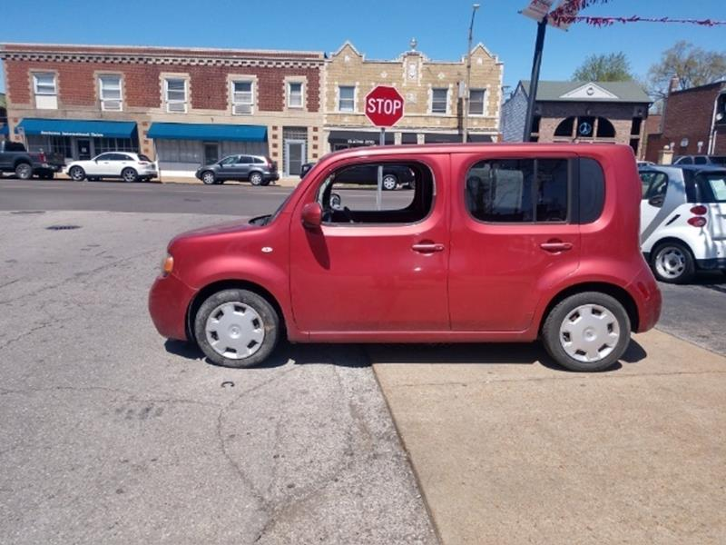2009 Nissan Cube 18 4dr Wagon In Saint Louis Mo Affordable Auto