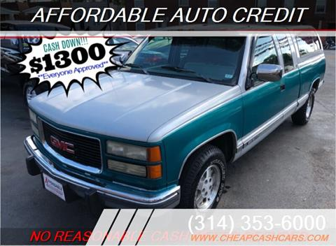 1994 GMC Sierra 1500 for sale in Saint Louis, MO
