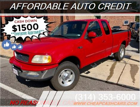 1997 Ford F-150 for sale in Saint Louis, MO