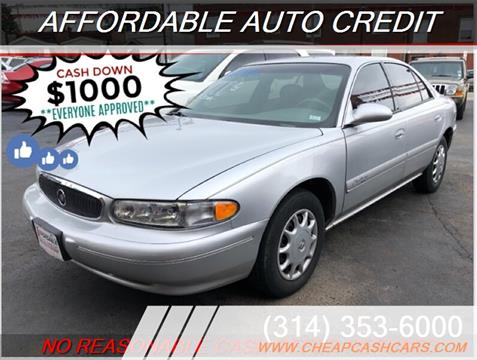 2002 Buick Century for sale in Saint Louis, MO