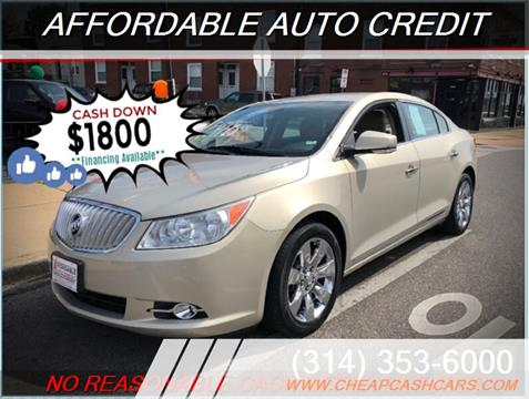 2011 Buick LaCrosse for sale in Saint Louis, MO