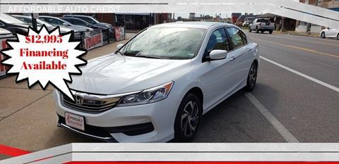 2016 Honda Accord for sale in Saint Louis, MO