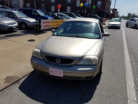 2001 Mercury Sable for sale in Saint Louis, MO
