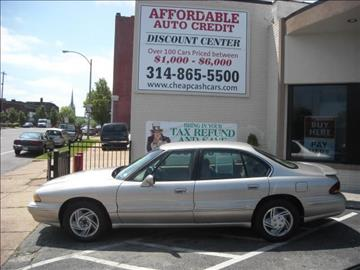 1997 Pontiac Bonneville for sale in Saint Louis, MO