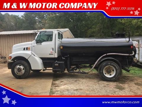 2000 Sterling Water Truck for sale in Hope, AR