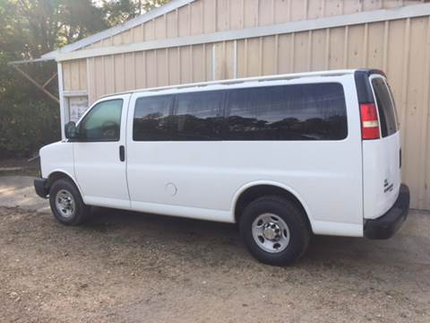 2011 Chevrolet Express Passenger for sale in Hope, AR