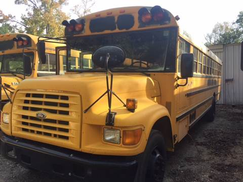 1998 Ford B-800 for sale in Hope, AR