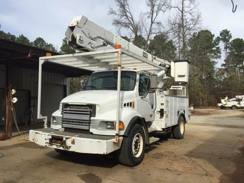 2004 Sterling Acterra Bucket Truck for sale in Hope, AR