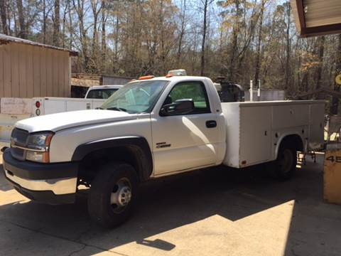 2003 Chevrolet 3500 Service Truck for sale in Hope, AR
