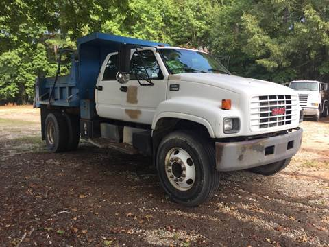 1999 GMC C7500 for sale in Hope, AR