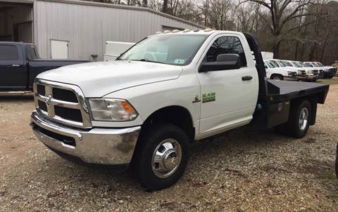 2014 RAM Ram Chassis 3500 for sale in Hope, AR