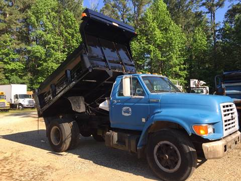 1997 Ford F-800 for sale in Hope, AR