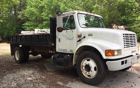 2001 International 4700 for sale in Hope, AR