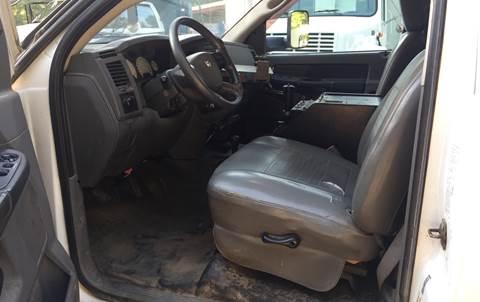 2008 Dodge Ram Chassis 5500