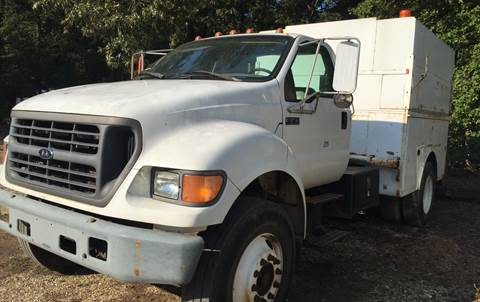 2001 Ford F-750 Super Duty for sale in Hope, AR