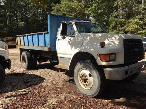 1996 Ford F-800 for sale in Hope, AR