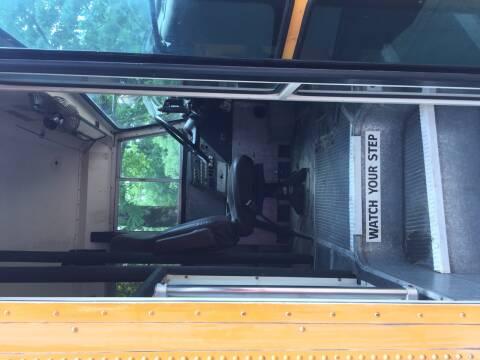 1997 Ford B-800