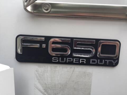 2001 Ford F-650 Super Duty