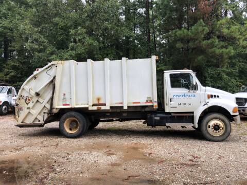 2002 Sterling M7500 Acterra for sale at M & W MOTOR COMPANY in Hope AR