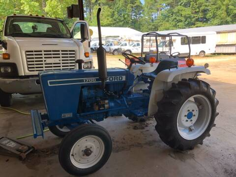 1983 Ford 1700 for sale at M & W MOTOR COMPANY in Hope AR