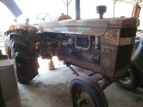 1964 Minneapolis Moline G-705 for sale at M & W MOTOR COMPANY in Hope AR