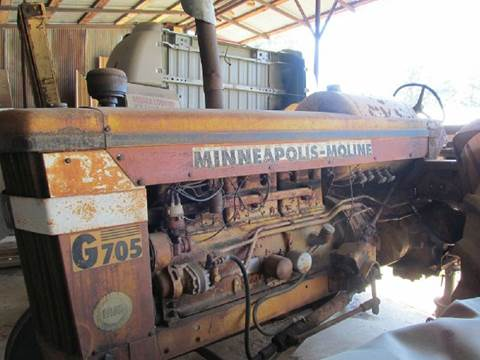 1964 Minneapolis Moline G-705 for sale in Hope, AR