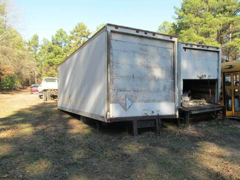 1900 Van Boxes 24-26' for sale in Hope, AR