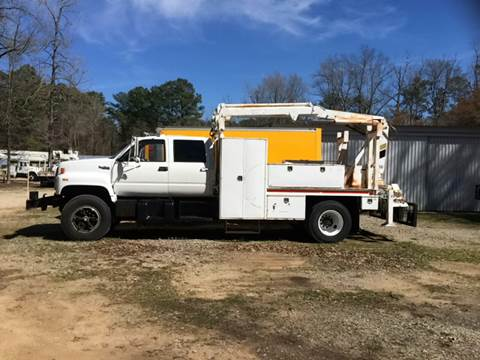 1993 GMC TOPKICK for sale in Hope, AR