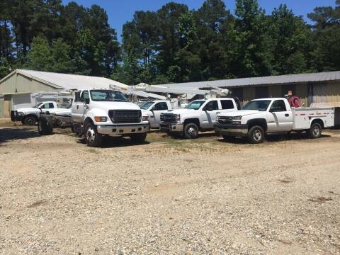 Work Trucks For Sale- Chevy-Ram-International-Ford for sale at M & W MOTOR COMPANY in Hope AR