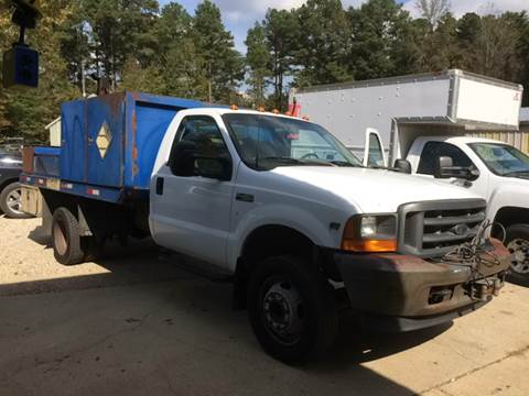 2001 Ford F-450 for sale in Hope, AR