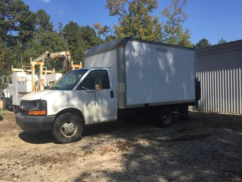 2006 Chevrolet G3500 for sale in Hope, AR