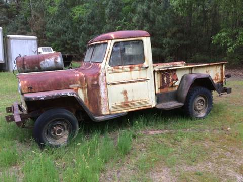 1950s Ford Trucks For Sale >> M & W MOTOR COMPANY - Used Commercial Trucks For Sale - Hope AR Dealer