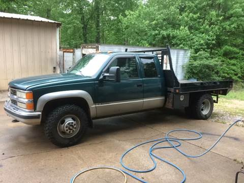 1998 chevy 3500 dually
