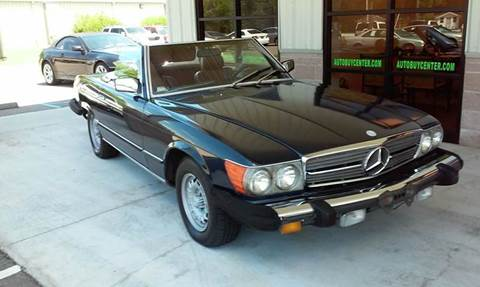 1985 Mercedes-Benz 380-Class for sale in Ravenel, SC