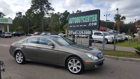 2006 Mercedes-Benz CLS for sale in Ravenel, SC