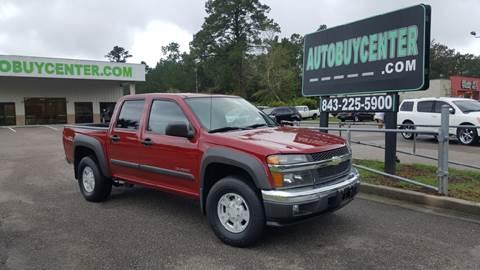 2004 Chevrolet Colorado for sale in Ravenel, SC