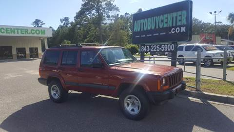 1999 Jeep Cherokee for sale in Ravenel, SC