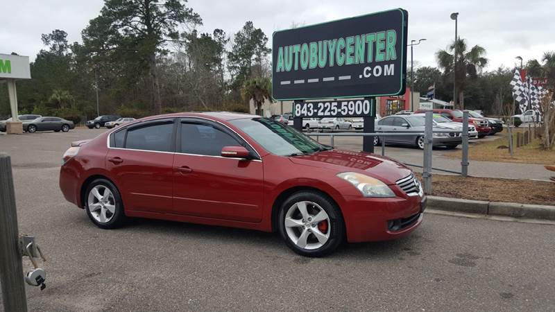 2008 nissan altima 3 5 se 4dr sedan cvt in ravenel sc auto buy center rh autobuycenter com 2008 Nissan Altima Models Used 2008 Nissan Altima Coupe
