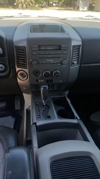 2004 Nissan Titan 4dr Crew Cab Le 4wd Sb In Ravenel Sc Auto Buy Center