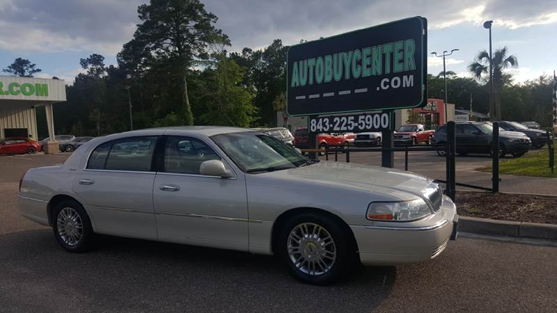 2007 Lincoln Town Car Signature L 4dr Sedan In Ravenel Sc Auto Buy