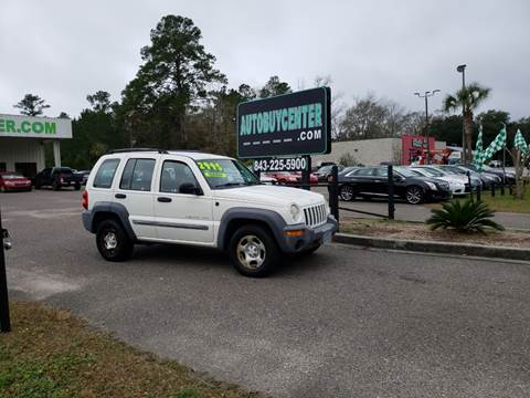 2002 Jeep Liberty for sale in Ravenel, SC