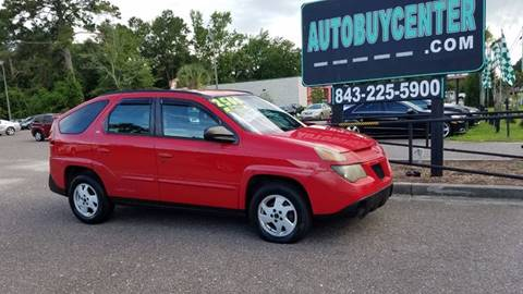 2002 Pontiac Aztek for sale in Ravenel, SC