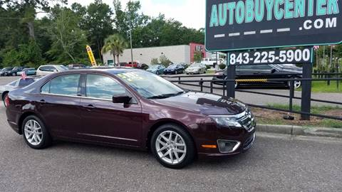 2011 Ford Fusion for sale in Ravenel, SC