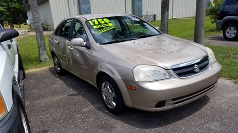 2008 Suzuki Forenza for sale in Ravenel, SC