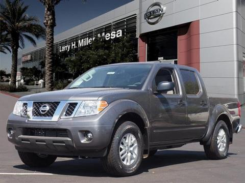 2019 Nissan Frontier for sale in Mesa, AZ