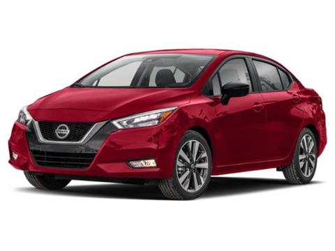 2020 Nissan Versa for sale in Mesa, AZ