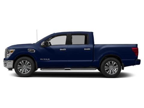 2019 Nissan Titan for sale in Mesa, AZ